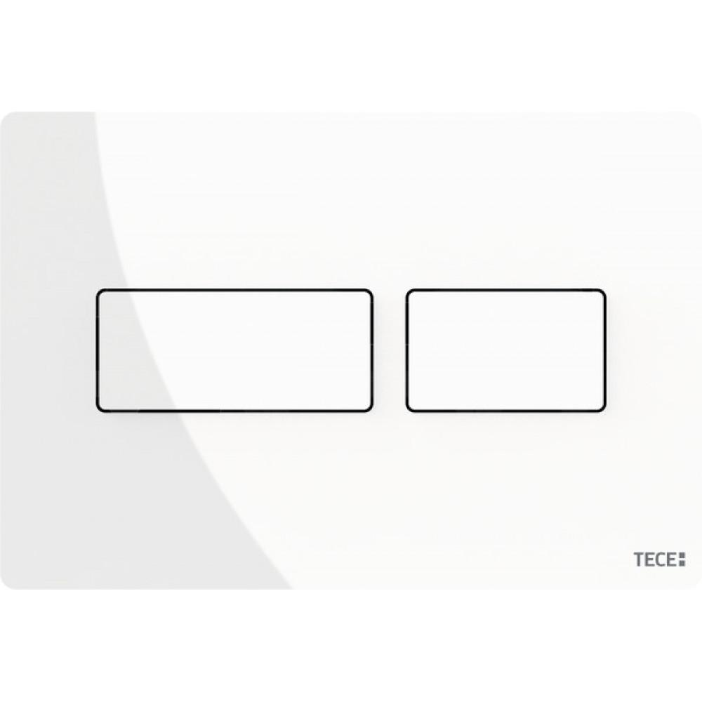 Кнопка смыва TECE Solid 9240432 белая