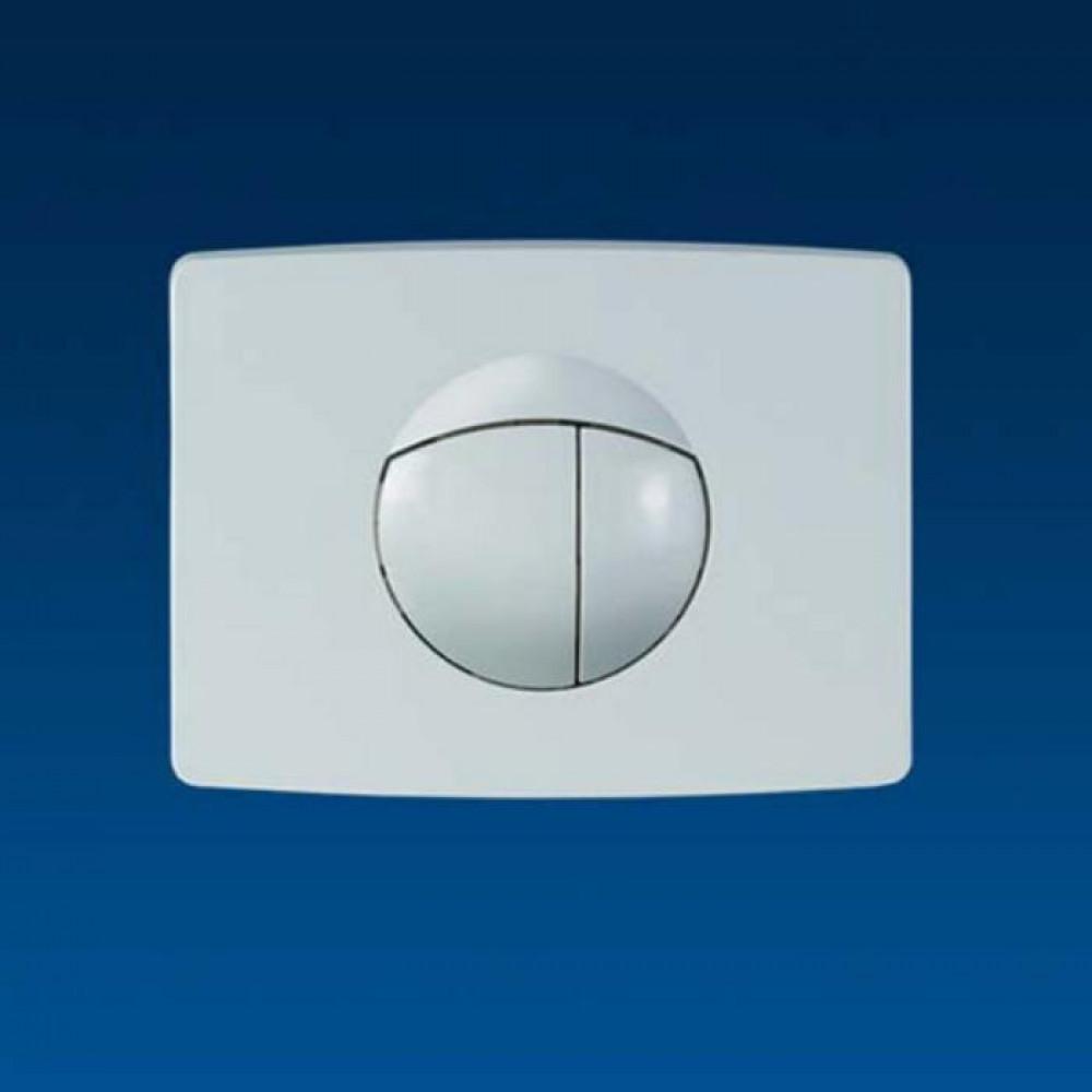 Кнопка смыва Sanit Redonda 16.701.01..0000bi белая