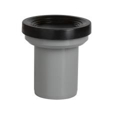 Отвод для унитаза Jimten S-164 021040 прямая, 150мм, для D110