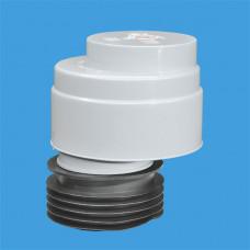 Воздушный клапан для канализации 110 мм McAlpine MRAA1 (аэратор) со смещением