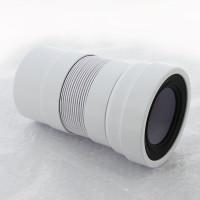 Гофра для унитаза McAlpine MRWC-F20P 200-330мм, жесткий выпуск