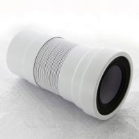 McAlpine MRWC-F23P Гофра для унитаза 230-330мм, жесткий выпуск 110