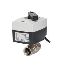 Danfoss AMZ 112 082G5409 двухпозиционный шаровой клапан, двухходовой | 220В | Ду 32, Rp 1¼, Ру 16