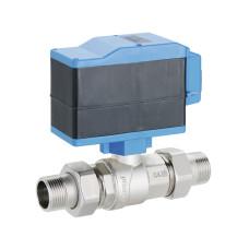 Двухходовой шаровой кран с электроприводом Emmeti Modulo Compact 01425700 1 1/4 HP латунь