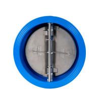 Двухстворчатый обратный клапан Tecofi CB3449-EPA0065 Ду65 створки нерж. сталь