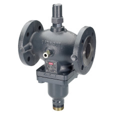 Клапан регулирующий Danfoss VFQ2 065B2659 для AFQ, ДУ50, Ру 16, Kvs=32, чугун, фланец