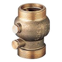 Клапан обратный 223 Danfoss 149B2890 пружинный, муфтовый, ДУ 15, 3/4, Kvs=4,25, латунь