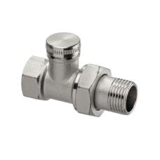 Клапан радиаторный запорный, регулирующий IMI Heimeier Raditec 0382-02.000 прямой ДУ15 1/2 латунь
