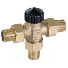 Клапан трехходовой смесительный регулирующий IMI Heimeier 4170-02.000 ДУ15 3/4 BP Kvs=2.5
