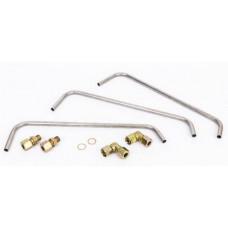 Danfoss AFPQ 003G1384 Комплект импульсных трубок, нерж. сталь, Ду 65, 80