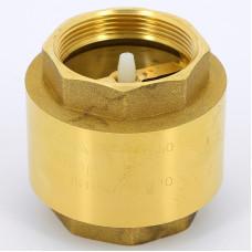 Обратный клапан Itap Europa 100 2' с металлическим затвором, пружинный
