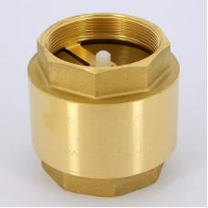 Обратный клапан Itap York 103 21/2' пружинный, пластиковый затвор
