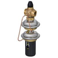 Danfoss AVPQ-4 003H6556 Регуляторы перепада давления с автоматическим ограничением расхода, ДУ 15, Ру, бар: 25 Kvs, м3/ч: 2.5, диап. настройки расхода: 0,07–1,40