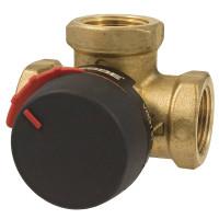 Трехходовой клапан Esbe VRG131 11600100 ДУ15, Ру 10 BP, латунь, Kvs=0.4