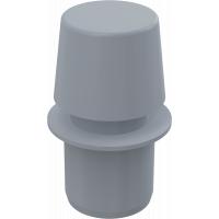Вакуумный клапан Alcaplast APH40 DN40 канализационный