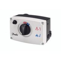 Электропривод для клапана Danfoss ARE 153 082G6017 редукторный, 24В, приводное усилие 450Н