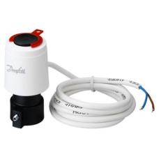 Термоэлектрический привод Danfoss TWA-D 088H3153 230В для клапана RTD, нормально открытый