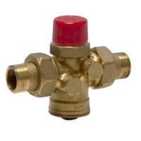 Комбинированный балансировочный клапан Giacomini R206AY104 ДУ20, HP 3/4, латунь, Ру 16