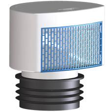 Воздушный клапан HL901 DN75/90/110 с двойной теплоизолированной стенкой, для канализации