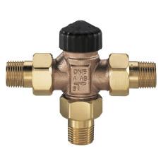 Клапан трехходовой смесительный регулирующий IMI Heimeier 4170-03.000 ДУ20 1 BP Kvs=3.5