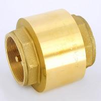 Обратный клапан Itap Europa 100 21/2' с металлическим затвором, пружинный