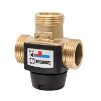 Термостатический смесительный клапан Esbe VTC312 5100100015, Ру 10 HP, латунь, Kvs=2.8 для котла