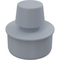 Вакуумный клапан Alcaplast APH75 Вентиляционный клапан DN75 канализационный