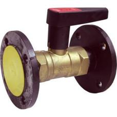 Клапан балансировочный ручной Broen 4350510L-001005 ДУ15 РУ25 фланцевый
