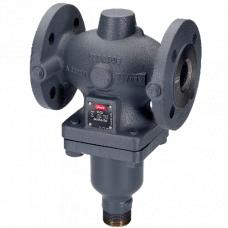 Danfoss VFGS 2 065B2452 Клапан регулирующий универсальный ДУ 125   Ру 25   фланцевый   Kvs, м3/ч: 160/125   чугун