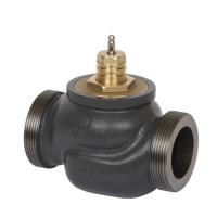 Регулирующий клапан Danfoss VRG 2 065Z0136 ДУ20, чугунный, наружная резьба, Kvs=6.3