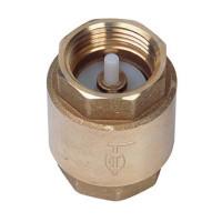 Клапан обратный муфтовый Tecofi CA1103-0025 пружинный ДУ25