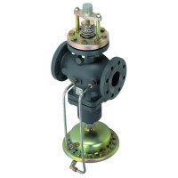 Danfoss AFQM 003G1091 Регулирующий клапан | чугун | Ду125 | Kvs 160м3/ч