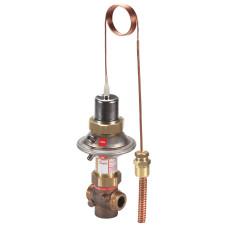 Регулятор температуры Danfoss AVTQ 003L7020 Ду20, Ру16, диапазон настройки, °С: 45–60, Kvs=3.2