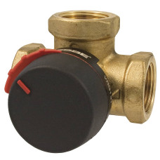 Трехходовой клапан Esbe VRG131 11603400 ДУ40, Ру 10 BP, латунь, Kvs=25