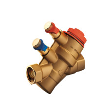 Балансировочный клапан Broen Ballorex Dynamic 4860000H-000001 ДУ 50 Rp 1½, Ру, бар: 25