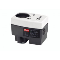 Danfoss электропривод AME 13 SU 082H3044 редукторный, 24В, приводное усилие 300Н