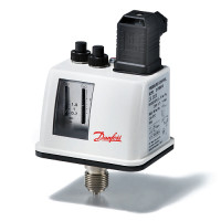 Реле давления Danfoss BCP 5L 017B0070 для паровых котлов | G ½ A | 2–16 бар | дифференциал 2 бар