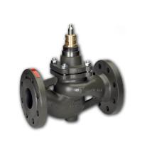 Регулирующий клапан VFS2 Danfoss 065B1513 ДУ15, чугун, фланцевый, Kvs=1.6