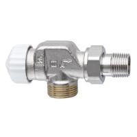 Термостатический клапан для радиатора Heimeier V-exact II 3730-02.000 3/4 осевой ДУ15