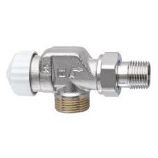 Клапан термостатический с преднастройкой Heimeier V-exact II с преднастройкой 3730-02.000 ДУ15 3/4 осевой