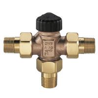 Клапан трехходовой смесительный регулирующий IMI Heimeier 4170-05.000 ДУ32 1 1/4 BP Kvs=6.4