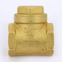 Обратный клапан Itap Clapet 130 3/4' горизонтальный, дисковый