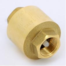 Обратный клапан Itap York 103 3/8' пружинный, пластиковый затвор