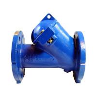 Обратный клапан шаровой фланцевый Tecofi CBL4240-0100 шаровой ДУ100