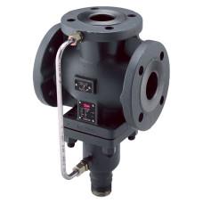 Клапан регулирующий Danfoss VFG 33 065B2612 разгруженный по давлению, ДУ100, Ру 25, Kvs=125, чугун, фланец