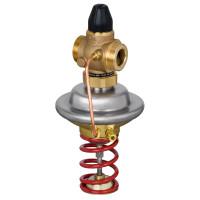 Danfoss AVPQ 003H6541 Регуляторы перепада давления с автоматическим ограничением расхода, ДУ 15, Ру, бар: 25 Kvs, м3/ч: 4, диап. настройки расхода: 0,07–2,20