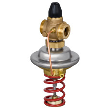 Регулятор перепада давления на обратном трубопроводе Danfoss AVPQ 003H6541 ДУ15, Ру: 25 Kvs= 4, диап. настройки расхода: 0,07–2,20