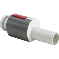 Viega Sperrfix 607 166 Канализационный обратный клапан DN50, тройная защита