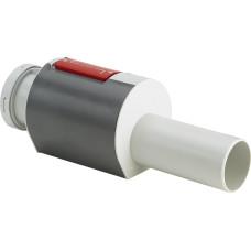Канализационный обратный клапан Viega Sperrfix 607 166 DN50, тройная защита канализационный обратный клапан для системы канализации, клапан для трубы