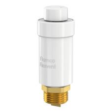 Воздухоотводчик автоматический Flamco Flexvent 27743 1/2 белый, без клапана